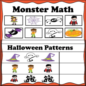 9 Fall Halloween Activities to ENGAGE Students during small group time.